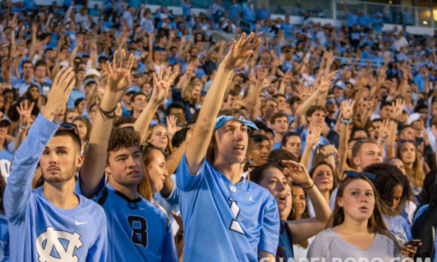 Photo Gallery: UNC Football vs. Duke