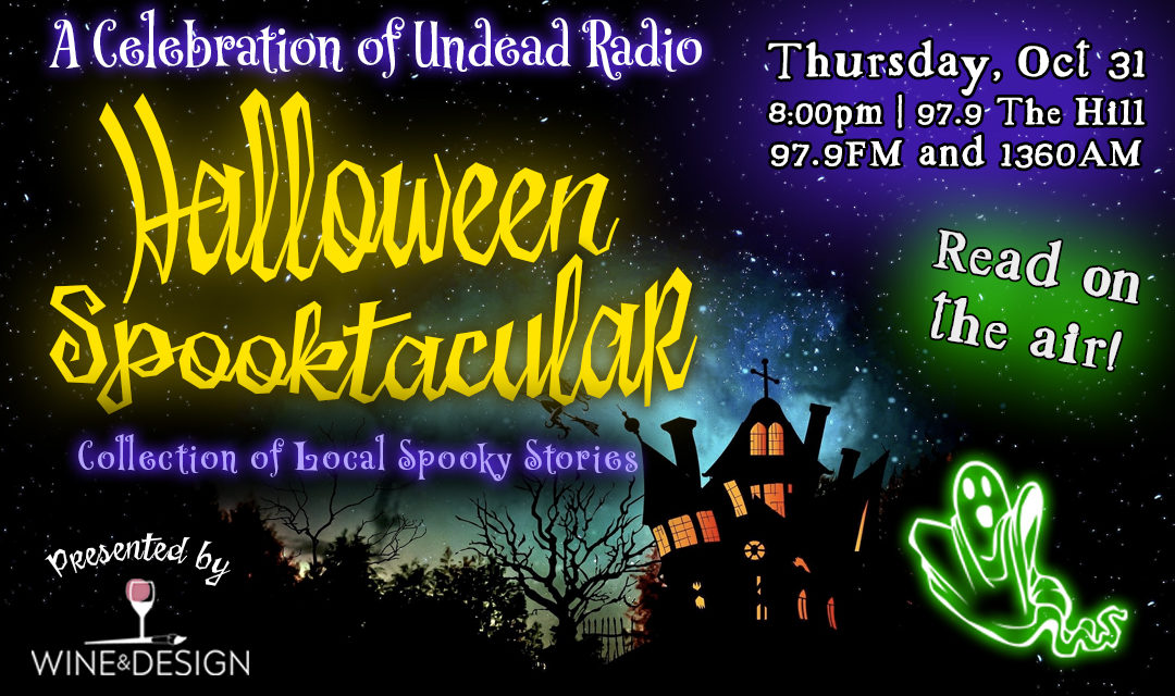 Halloween Spooktacular: 97.9 The Hill Hosts Local Ghost Stories