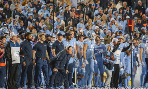 Mondays with Mack: Previewing an In-State Rivalry Game with NC State