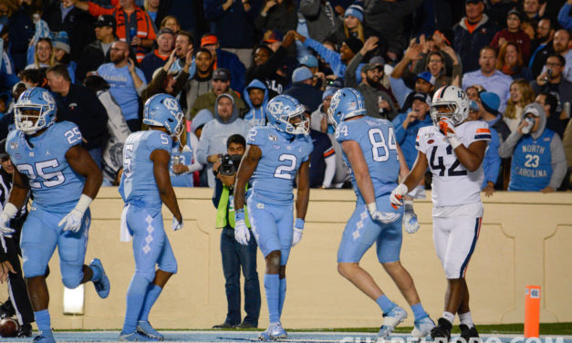 Huge Second-Half Surge Propels UNC Football to Blowout Victory at NC State, Clinches Tar Heels' First Bowl Game Since 2016