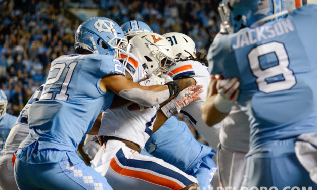 Kick-Off Time Set for Final UNC Home Football Game of Season vs. Mercer on Nov. 23
