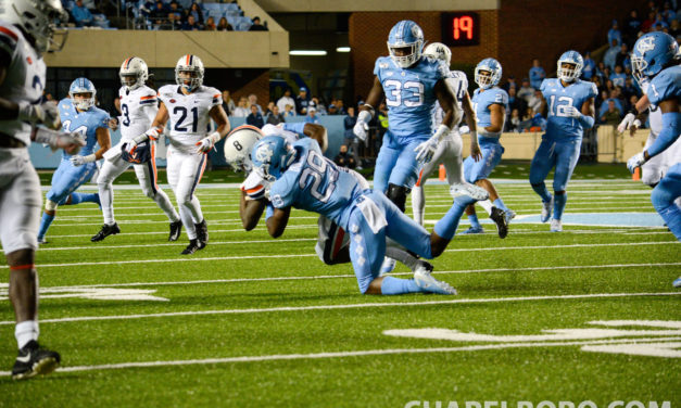 UNC Adds UConn to 2020 Football Schedule