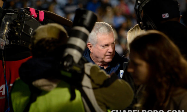 Photo Gallery: UNC Football vs. Virginia
