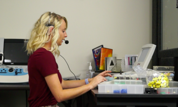 Deaf Doctoral Student Adds New Perspective to UNC Audiology Program