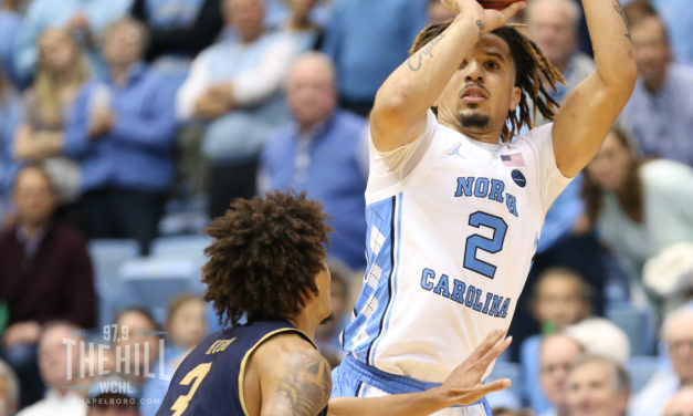 Photo Gallery: UNC vs. Notre Dame
