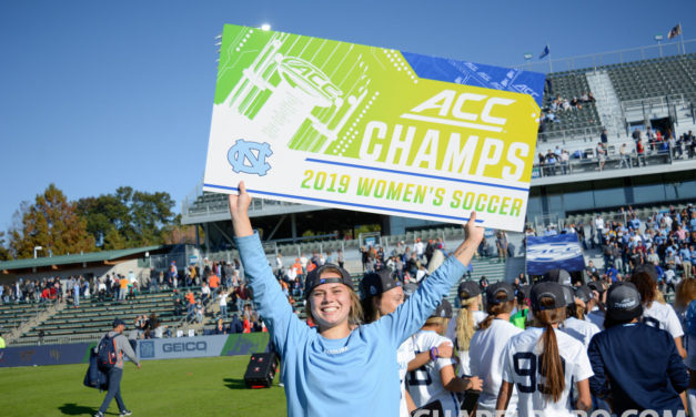 Photo Gallery: UNC Women's Soccer vs. Virginia (ACC Championship Game)