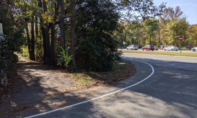 Chapel Hill Considering Fordham Blvd. Greenway, Neighbors Advocate for Shared Street