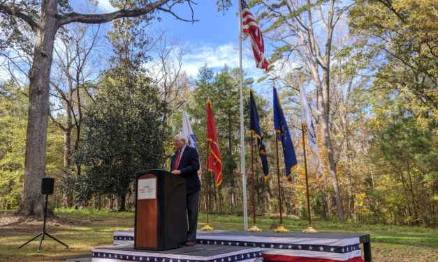 Rep. David Price, Local Officials Honor Orange County Veterans with Ceremony