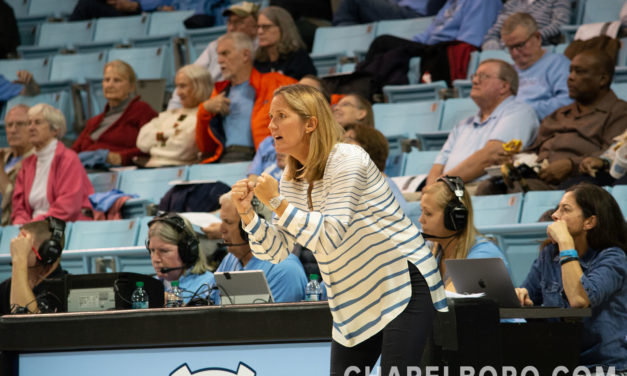 Courtney Banghart Strives for 'Tradition of Excellence' at UNC