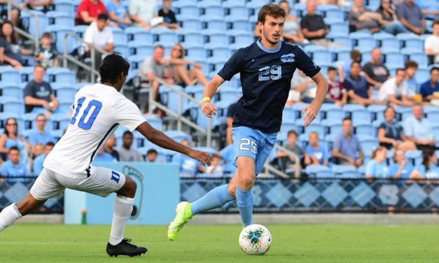 Men's Soccer: Trio of Tar Heels Named All-ACC Selections