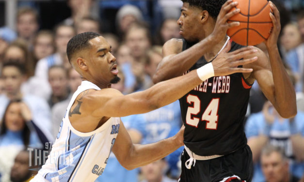 UNC's Garrison Brooks, Caleb Love Selected to Naismith Trophy Watch List