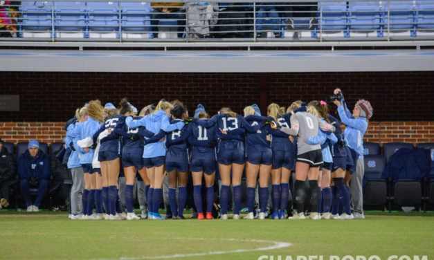 Photo Gallery: UNC Women's Soccer vs. Belmont (NCAA Tournament)