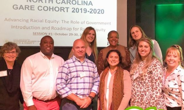 Carrboro Staff Attends Racial Equity Assembly in Charlotte