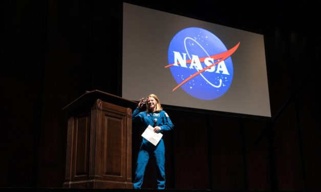 UNC Alumna Returns to Campus Pitching NASA Mission