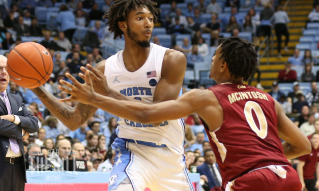 UNC Falls One Spot to No. 6 in AP Men's Basketball Top 25