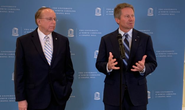 Guskiewicz Launches New Commission to Address UNC's History with Race