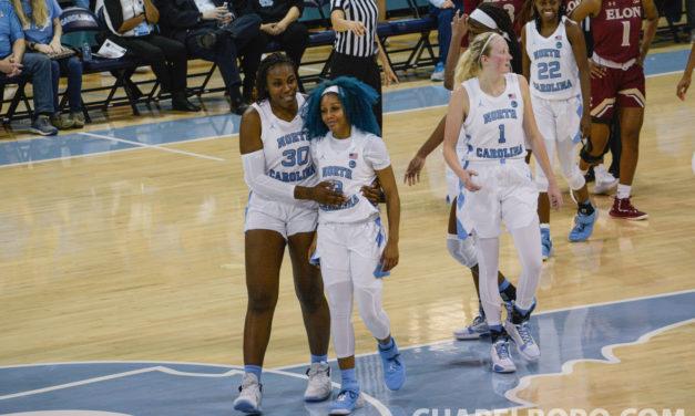 Women's Basketball: Tar Heels Take Down Missouri to Improve to 6-0