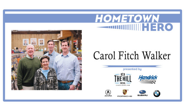 Hometown Hero: Carol Fitch Walker