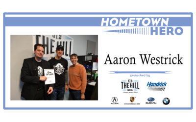 Hometown Hero: Aaron Westrick