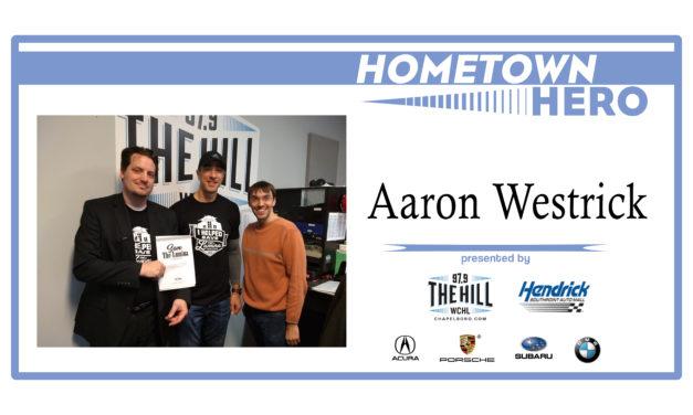 Hometown Hero: Aaron Westrick