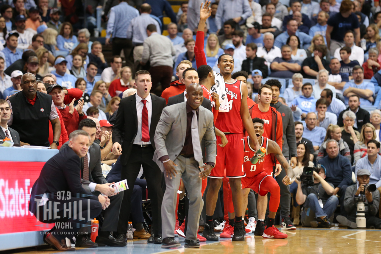 Photo Gallery Unc Basketball Vs Ohio State Chapelboro Com