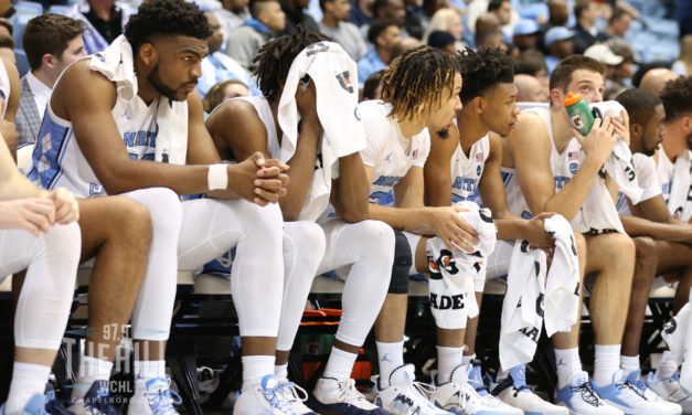 Bacot Injured as No. 7 UNC Suffers Worst Home Loss of Roy Williams Era vs. No. 6 Ohio State