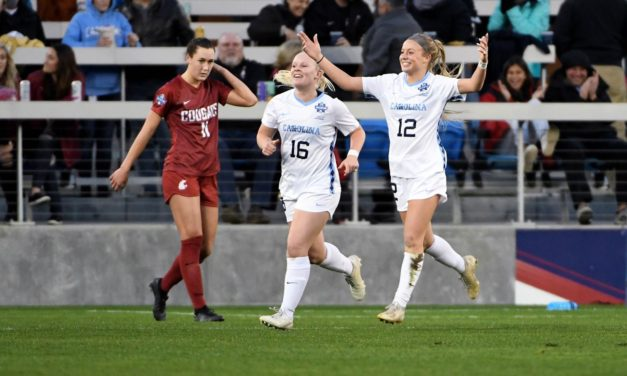 NCAA Women's College Cup: No. 2 UNC Rallies to Top Washington State, Advance to National Championship Match