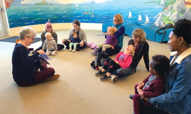 Chatham's Public Libraries Focusing on Early Literacy Year-Round