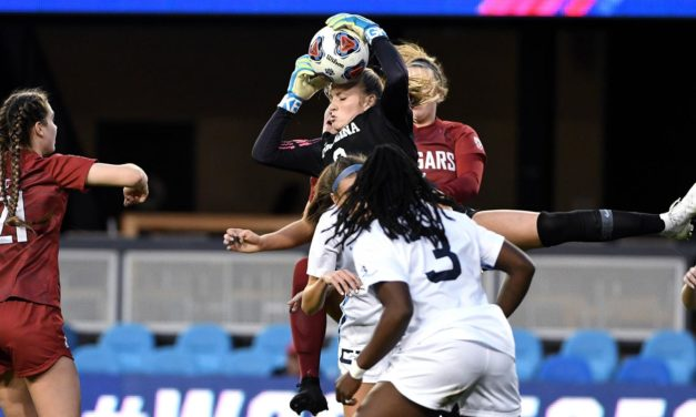 No. 1 Stanford Edges Past No. 2 UNC in Penalty Kicks to Win NCAA Women's Soccer Championship