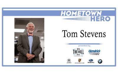 Hometown Hero: Tom Stevens