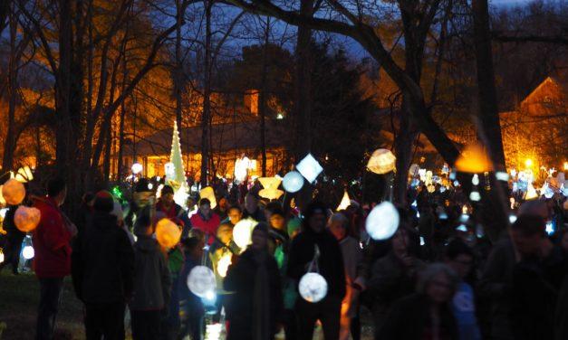 Hillsborough Prepares for Annual Solstice Lantern Walk on Saturday