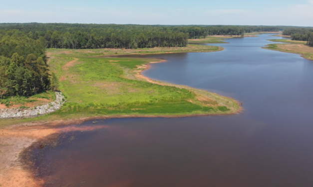 Second Phase of Hillsborough's Reservoir Expansion Project Expected to be Completed in 2021