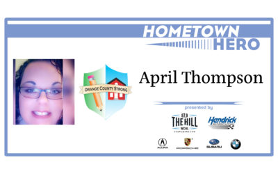 Hometown Hero: April Thompson