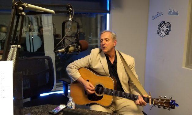 Live & Local: Glenn Jones