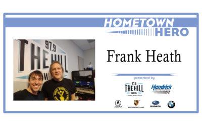 Hometown Hero: Frank Heath from Cat's Cradle
