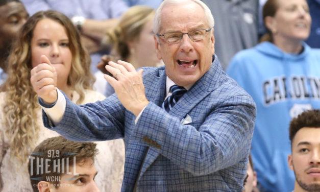 Men's Basketball: Painful Memories Motivating Tar Heels Heading Into 2020-21 Season