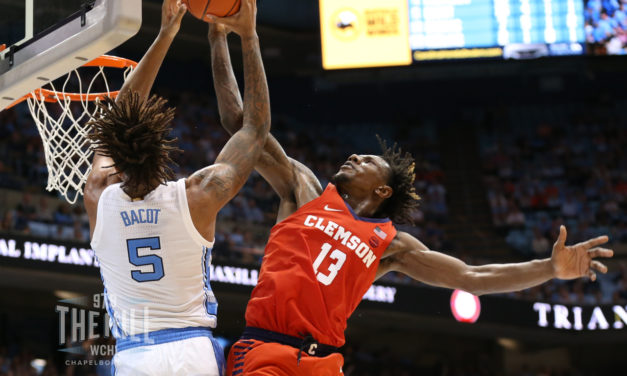 Clemson Rallies to Stun UNC in Overtime, Ends Streak of 59 Consecutive Losses in Chapel Hill