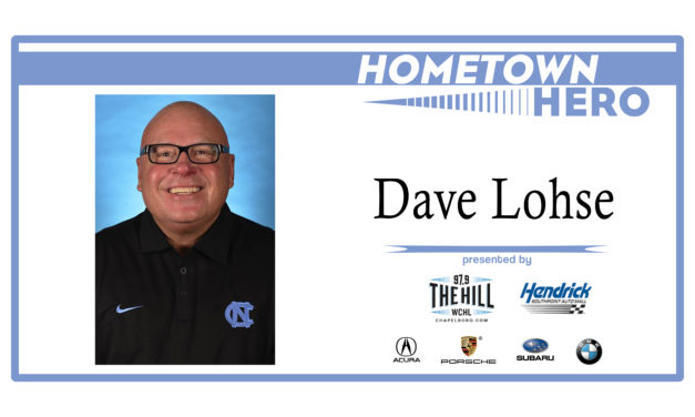 Hometown Hero: Dave Lohse from UNC Athletic Communications
