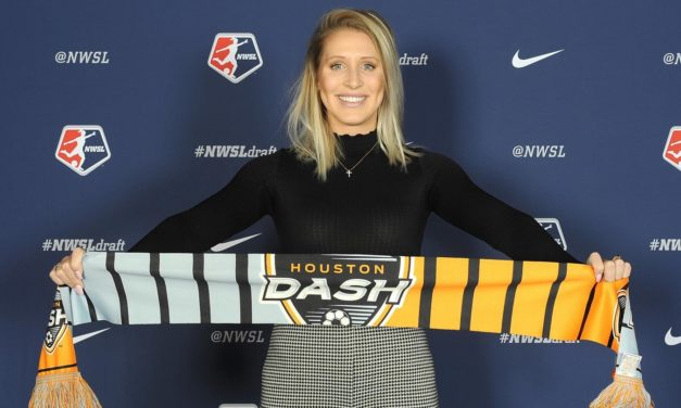 Bridgette Andrzejewski Selected by Houston Dash in NWSL Draft