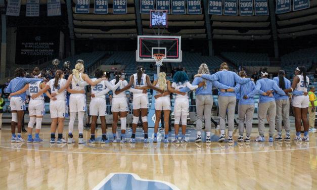 Photo Gallery: UNC Women's Basketball vs. Miami