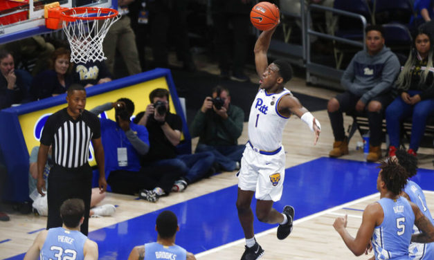 UNC's Losing Streak Now at Four Games After Falling at Pittsburgh