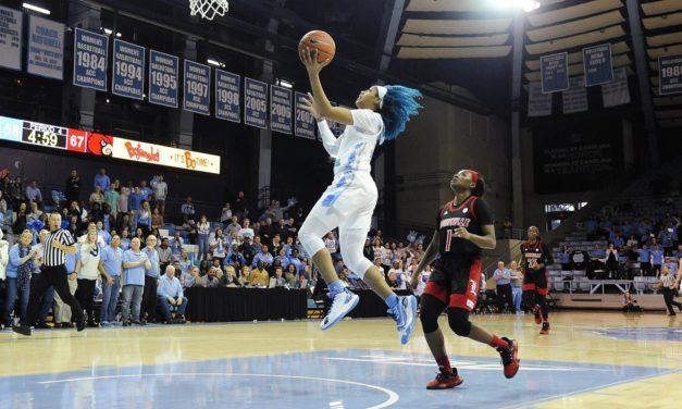 Women's Basketball: UNC Falls Short in Upset Bid Over No. 5 Louisville