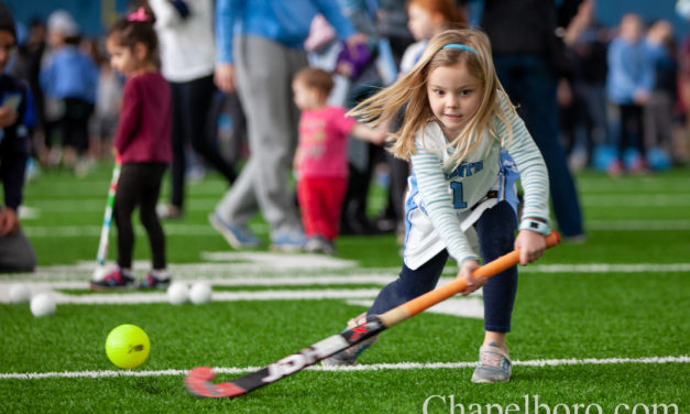 Photo Gallery: National Girls & Women in Sports Day at UNC