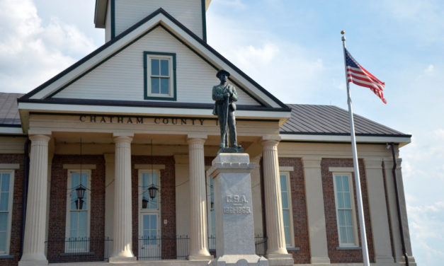 Daughters of the Confederacy File Notice to Appeal Removal of Monument