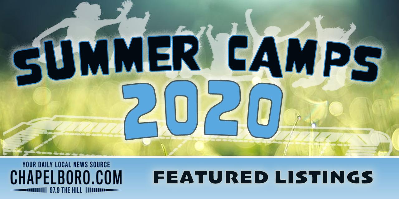 Chapel Hill Area Summer Camps Guide Chapelboro Com