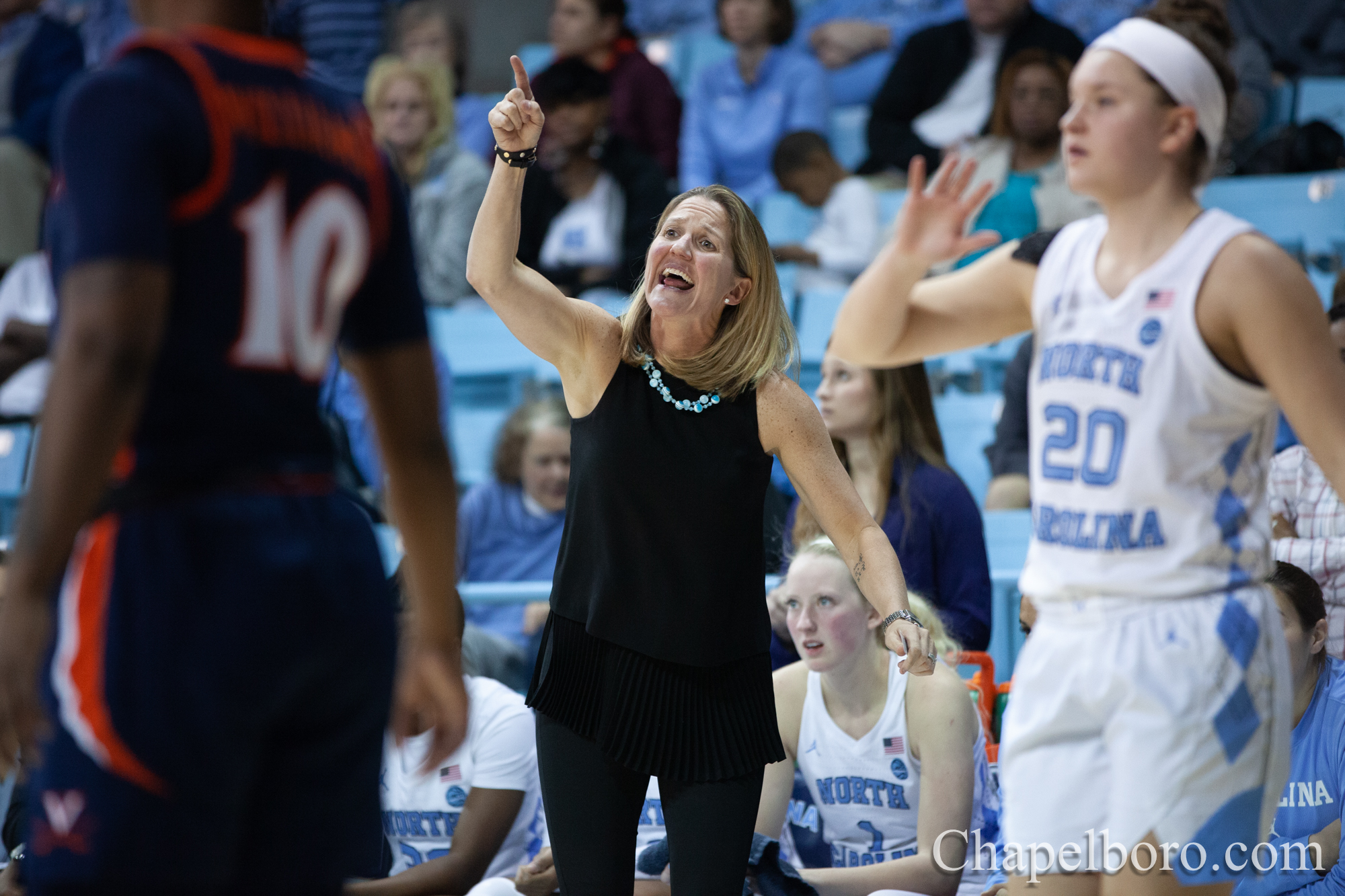 ESPN Ranks UNC Women's Basketball Recruiting Class of 2021 No. 2 in the Nation