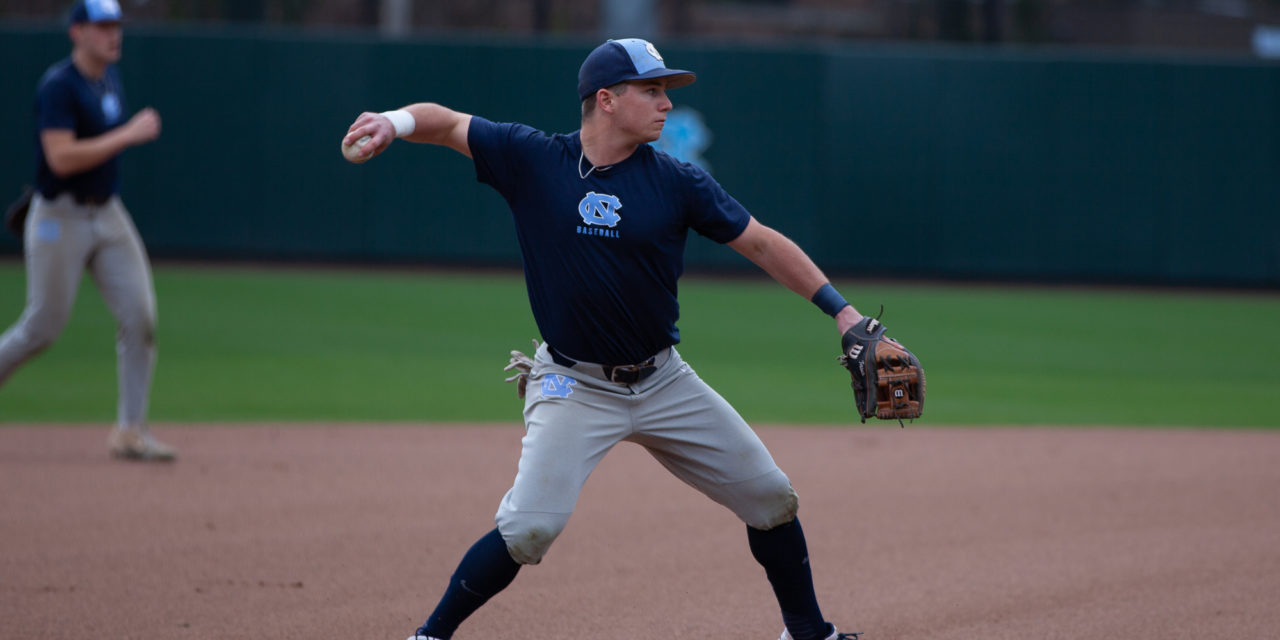 UNC Baseball Reflects on Last Season, Prepares for Opening Day