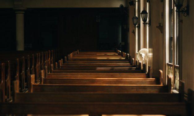 Never Too Far: My Church – The Irrelevant Social Club?