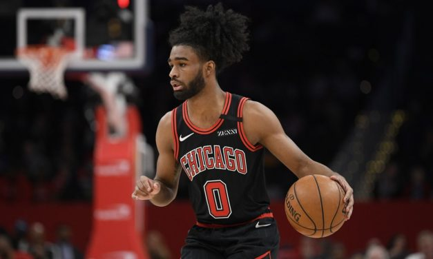 Coby White Earns Spot on NBA All-Rookie Second Team
