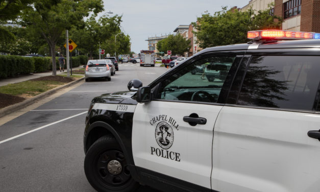 Chapel Hill Police Study Finds 91 Percent of Drivers Speeding on East Franklin Street